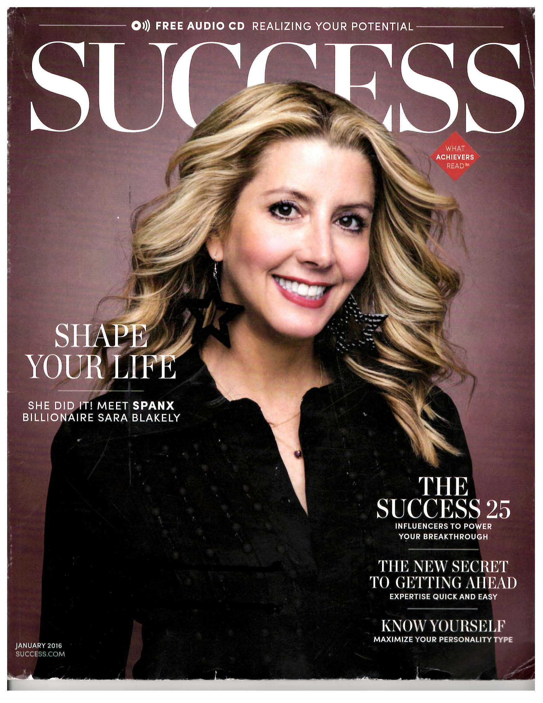 Success Sara Blakely